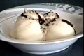 How To Make Vanilla Ice Cream With Glazed Cherries